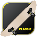 Fingerboard: Skateboard icon