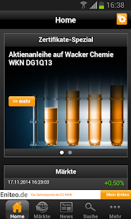 Eniteo.de - screenshot thumbnail