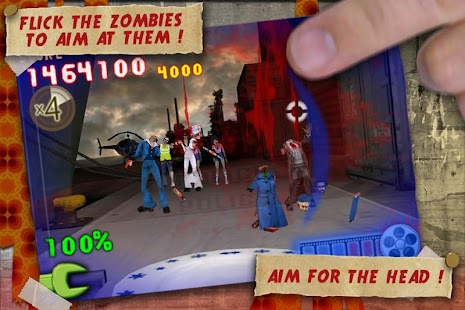 Zombie Flick- screenshot thumbnail