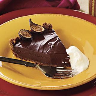 Rich Chocolate Tart.
