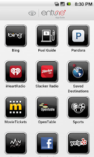 Toyota Entune® - screenshot thumbnail