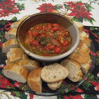 Bruschetta Dip Recipes.