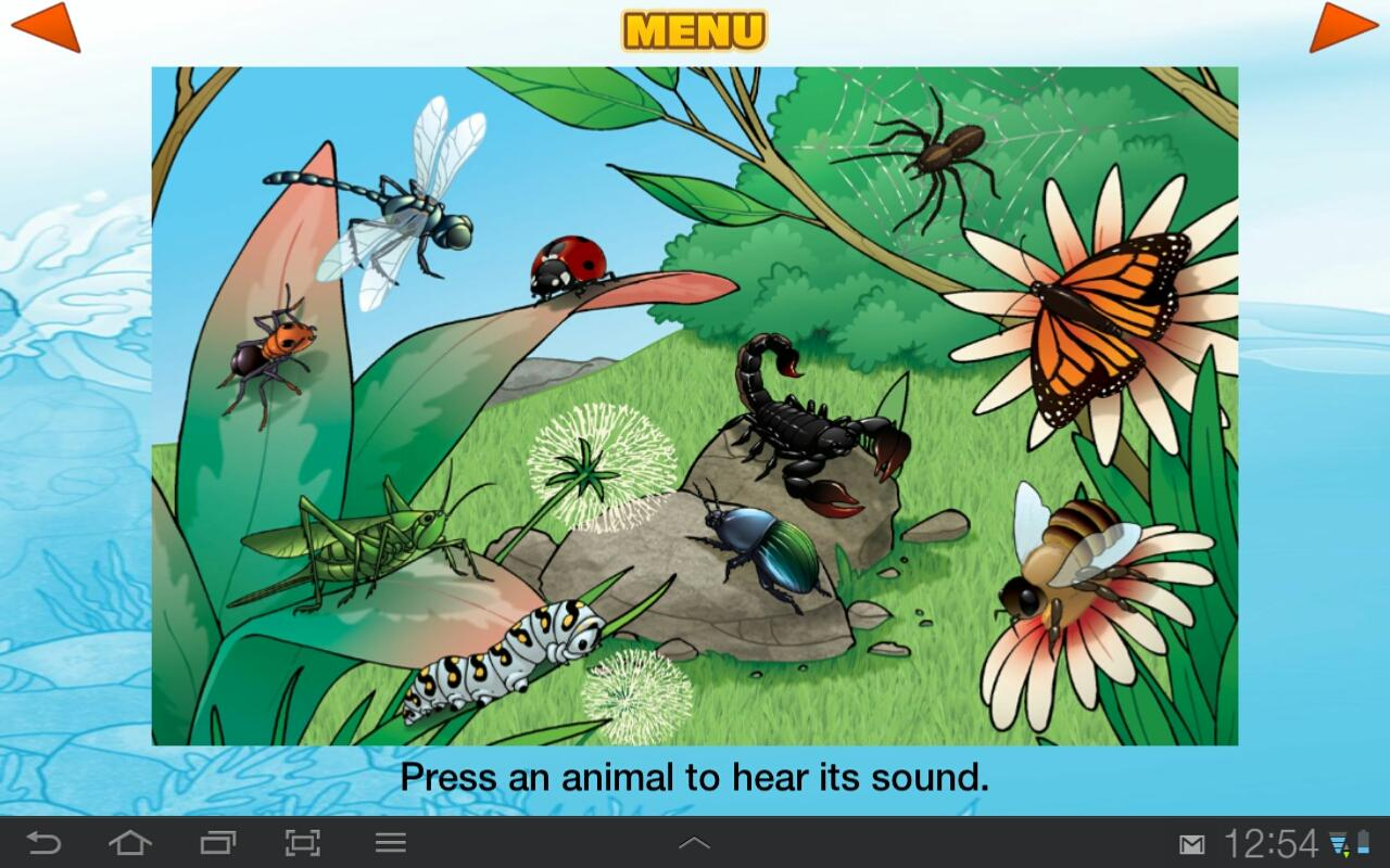 EarlyZoo - 80 Animals for Kids- screenshot