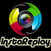 InstaReplay repost instagram APK for iPhone