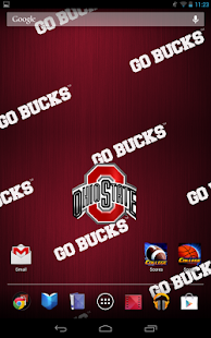 Ohio State Live Wallpaper HD - screenshot thumbnail