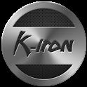 K-iron GO LauncherEX Theme icon