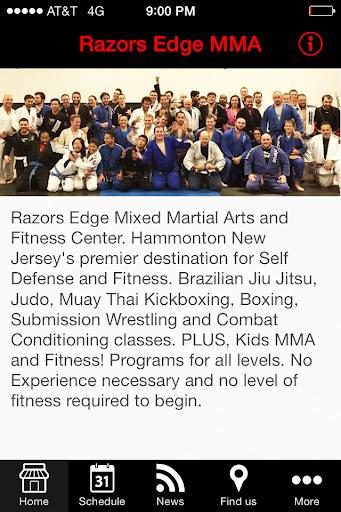 Razors Edge MMA