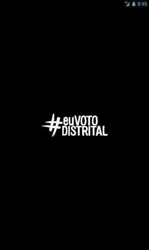 EuVotoDistrital