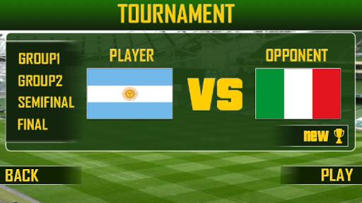 Real World Soccer League: Football WorldCup 2018 1.9.1 screenshots 5