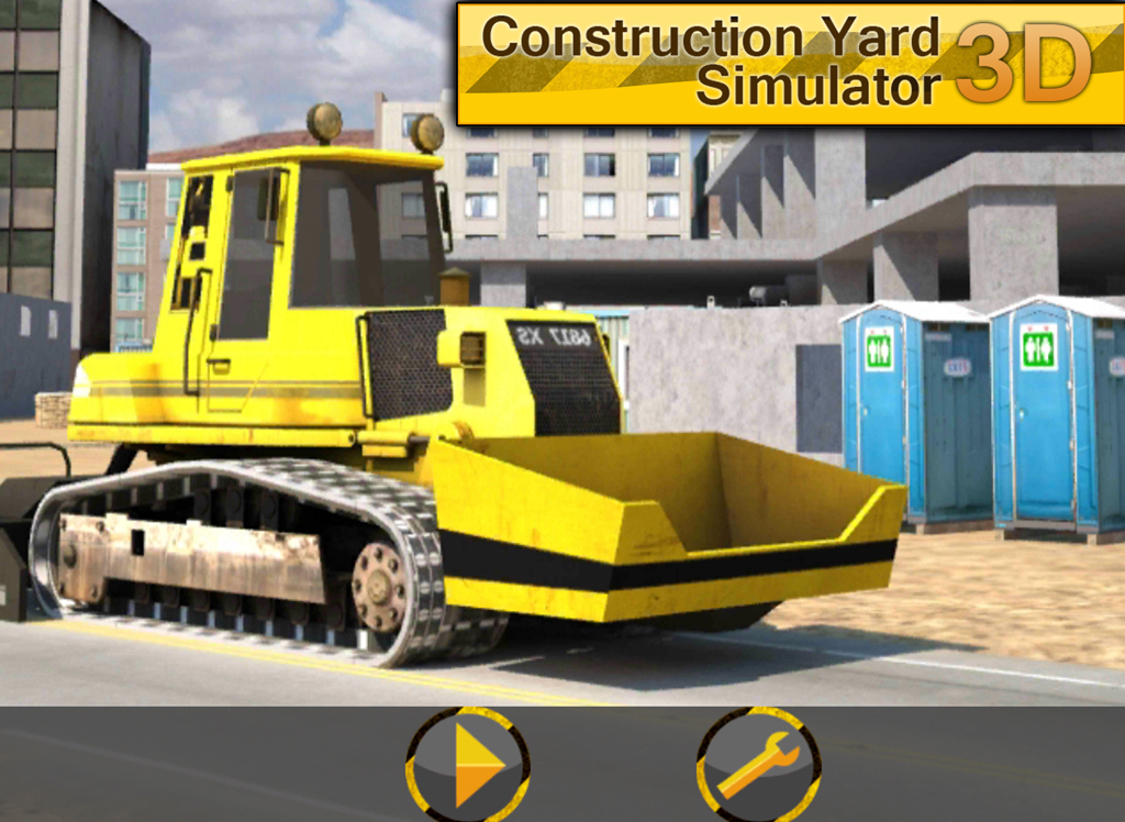 Construction yard simulator 3d android apps on google play for Simulation construction maison 3d
