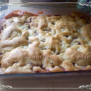 Apple Cobbler.