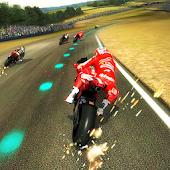 Race Traffic Motorbike