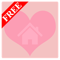 Love Pink Apex Theme Free icon