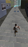 Screenshot of Jai Runner Game