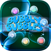 Bubbly Bubbles Gem Pop Madness