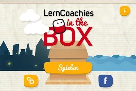 LernCoachies in the Box- screenshot thumbnail