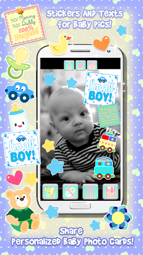 免費攝影App|寶寶貼紙 照片編輯器|阿達玩APP
