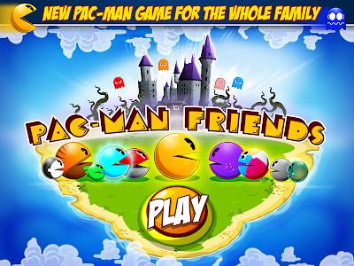 PAC-MAN Friends v1.0.2