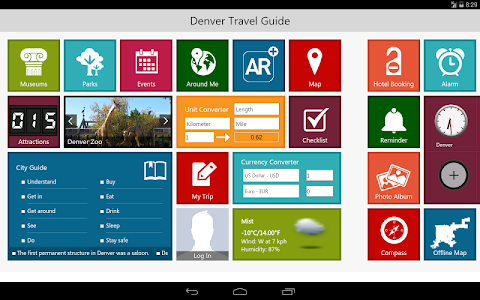 Denver Travel - Pangea Guides screenshot 6