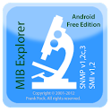 MIB Explorer Android (Free) icon