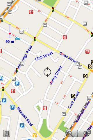 Offline Map Budapest - screenshot