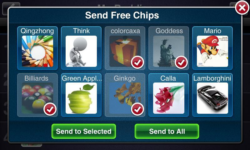 Texas HoldEm Poker Deluxe screenshot #5