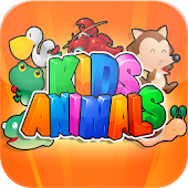 4-in-1 Kids Animal Games