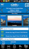Screenshot of Condo.com: Condos & Apartments