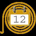 Calendario Mexico PRO icon