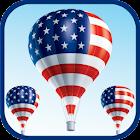American Patriotism - US Flags icon