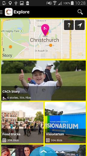 【免費旅遊App】ChCh Story-APP點子