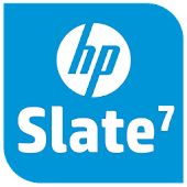 HP Slate⁷ Screensaver