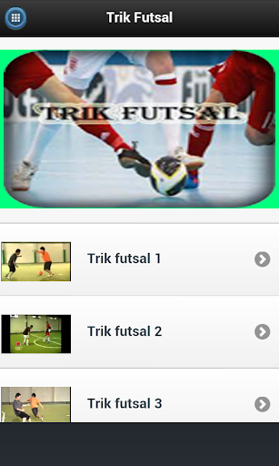 Trik Futsal