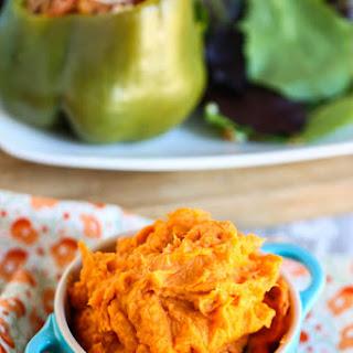 Chipotle Mashed Sweet Potatoes