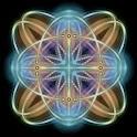 Glow Kaleidoscope Art logo