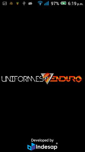 Uniformes Enduro Pereira