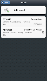 Oracle Mobile Field Service - screenshot thumbnail