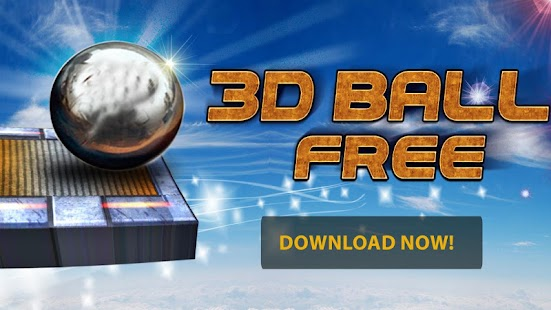 3D BALL FREE- screenshot thumbnail