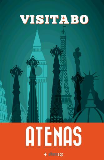 Atenas guía mapa offline|玩旅遊App免費|玩APPs