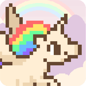 Flappy Unicorn for PC and MAC