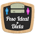 Peso Ideal + Dieta icon