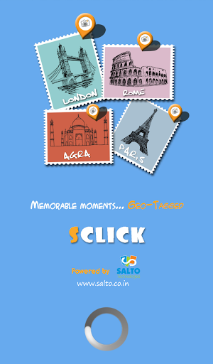 SCLICK: Map Geotag Photos