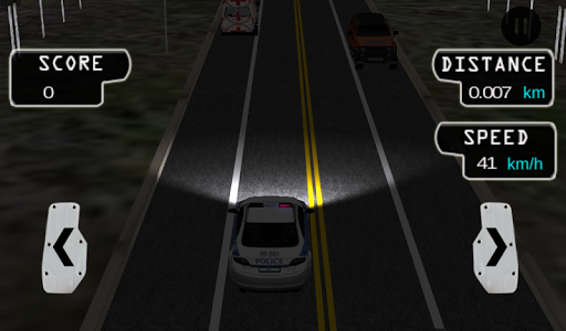 Police Vs Thief Racing 3D