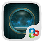 Space GO Launcher Theme2