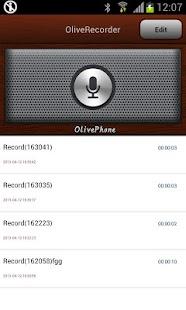 OliveRecorder