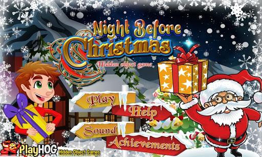 Night before Christmas - HOG