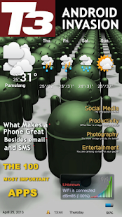 Magazine 1 Theme ssLauncher OR - screenshot thumbnail