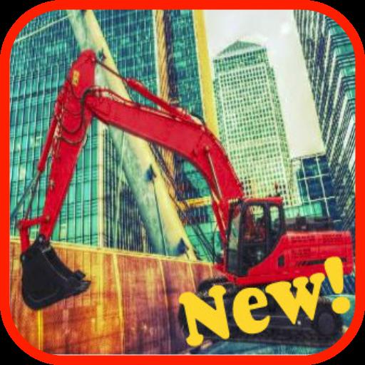Excavator Game LOGO-APP點子