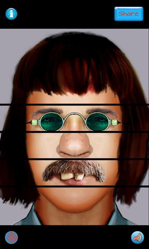 Spin A Face - screenshot