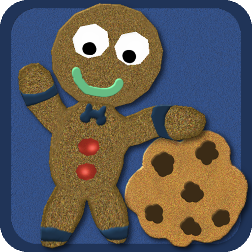 Cookie Defense LOGO-APP點子